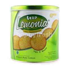 Nissin Lemonia Lemon