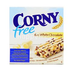 Corny Free 6 x White Chocolate