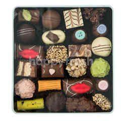 Mix Pralines Chocolate Tin Pack 24's