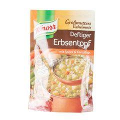Knorr Deftiger Erbsentope