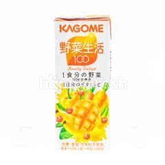 Kagome Yasai Seikatsu 100 Fruit Salad Juice