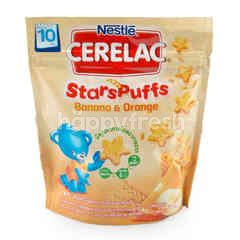 Cerelac Stars Puffs Banana & Orange