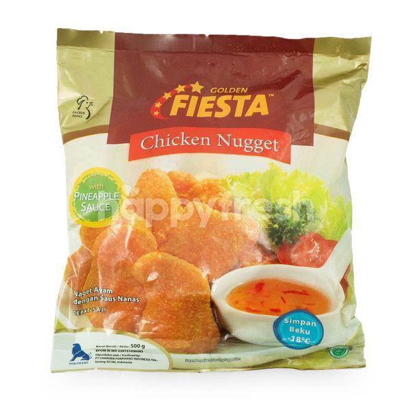 Golden Fiesta Chicken Nugget