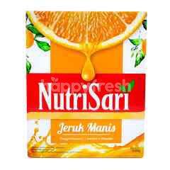 NutriSari Minuman Serbuk Instan Rasa Jeruk Manis