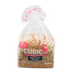 Cubic Multi Grain Plus Wheat Loaf