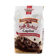 Pepperidge Farm Soft Baked Captiva Dark Chocolate Brownie