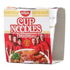 Nissin Cup Chilli Crab Flavour Noodles