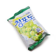 Lotte confectionery Green Grape Candy