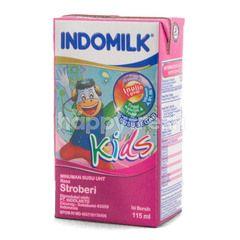 Indomilk Susu UHT Stroberi Kids