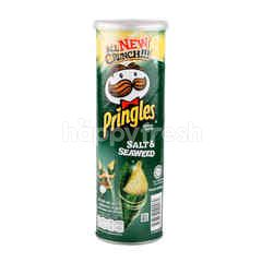 Pringles Potato Chips Salt & Seaweed