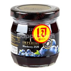 Imperial Blueberry Flavour Jam Concentrated Fruit Pulp Plus