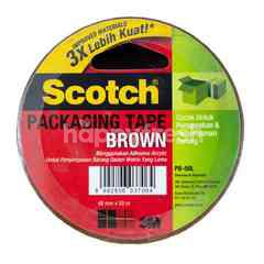 Scotch Packaging Tape Brown