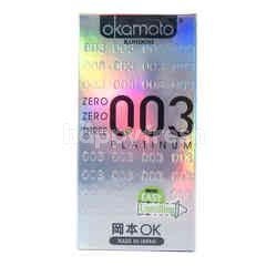 Akamoto Zero Zero Three 003 Platinum