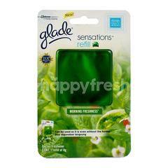 Glade Sensation Refill Morning Freshness Gel Air Freshener