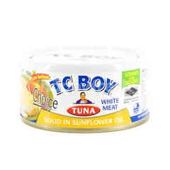 Tc Boy Tuna In Sunflower Oil