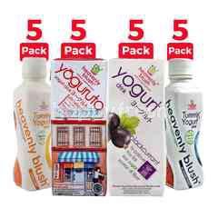 Heavenly Blush Yogurt Drink Assorted Variants Package