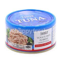 Tesco Tuna Flakes In Brine