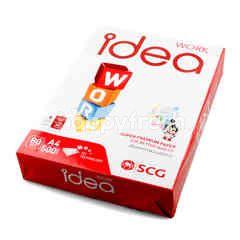 Idea Work Super Premium Paper A4 80 gsm 500 Sheets