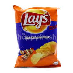 Lay's Extra Barbecue Flavoured Potato Chips