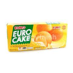 Euro Banana Cakes
