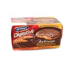 MCVITIE'S Digestive Dark Chocolate Biscuits