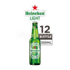 Heineken Light Bottled Lager Beer 12 Packs