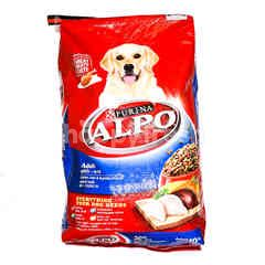 Alpo Adult Dog Food With Chicken Liver Vegetables Flavor