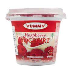 Yummy Raspberry Yogurt