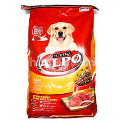 Purina Alpo Lamb & Vegatable Flavour Adult Dog Food