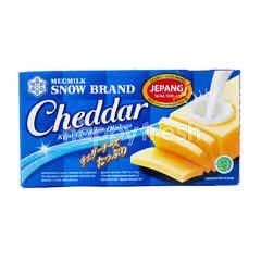 MEGMILK Snow Brand Cheddar Cheese