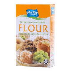 Blue Key Superfine Superwhite Flour