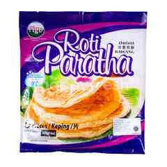 Figo Onion Paratha