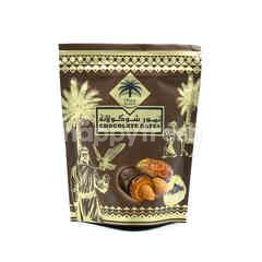 Siafa Chocolate Dates With Almond Dark Chocolate Flavoured