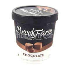 BrookFarm Premium Chocolate Ice Cream