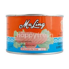 MA LING Canned Pork Luncheon Meat