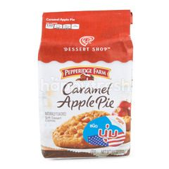 Pepperidge Farm Cookies With Apple Pie And Caramel