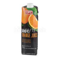 ยูเอฟซี น้ำส้ม 100%