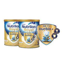 Nutrilon Nutricia Nutrilon Royal 3 Susu Formula Bayi Rasa Vanila
