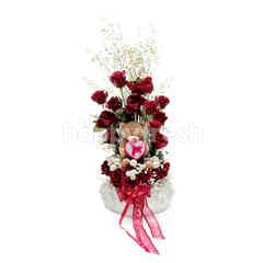 Emme Florist Teddy and Rose