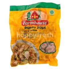 Farmhouse Big Beef Meatballs