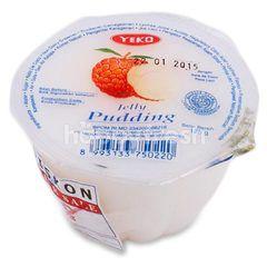 Yeko Jelly Pudding Lychee