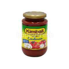 KIMBALL Mushroom Spaghetti Sauce