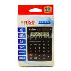 Niso As 123 v Calculator