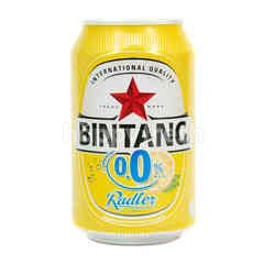 Bintang Radler 0.0% Lemon Carbonated Drink
