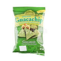 El Sabor Guacachip Avocado Corn Chips