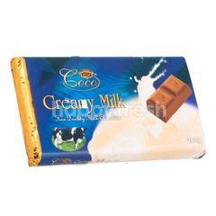 Coco Creamy Milk Chocolate