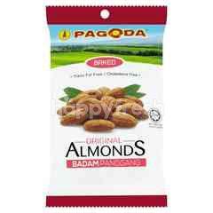 Pagoda Smoked Almonds - Baked