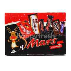 Mars & Friends Assortment Of Chocolates