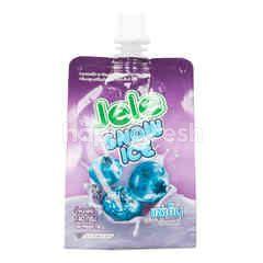 Jele Snow Ice Blueberry Yogurt Flavour