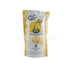Bionic Farm Banana Crisps All Natural